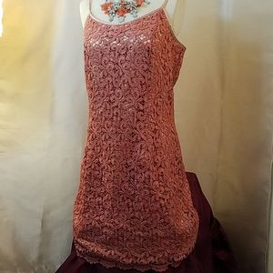 Short lace special occasion dress